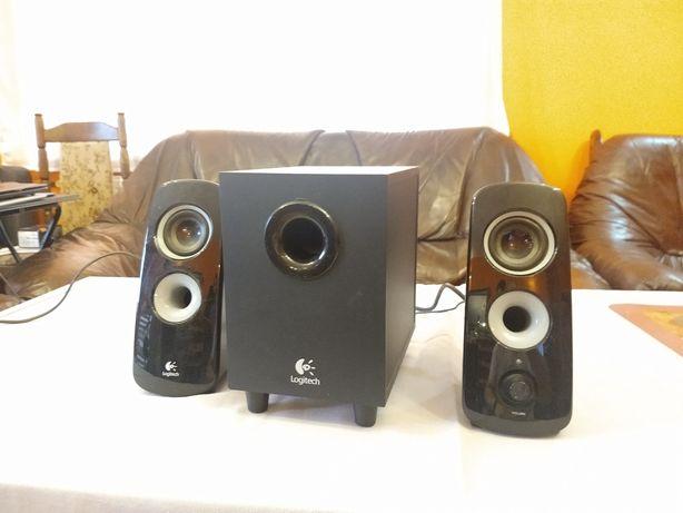 Logitech Z323 głośniki 2.1