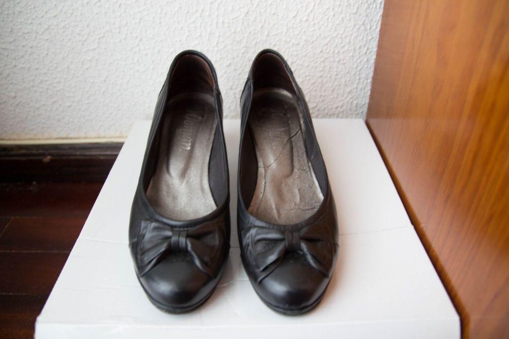 Sapato preto 39 Porto - imagem 1
