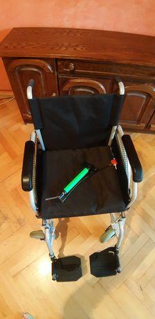 Wózek inwalidzki Reha Fund