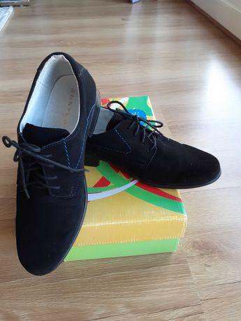 Buty chłopięce - wizytowe, komunijne