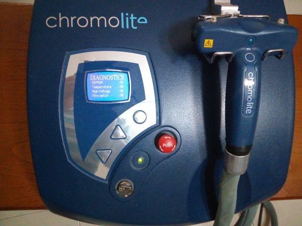 Máquina depilação IPL Chromolite