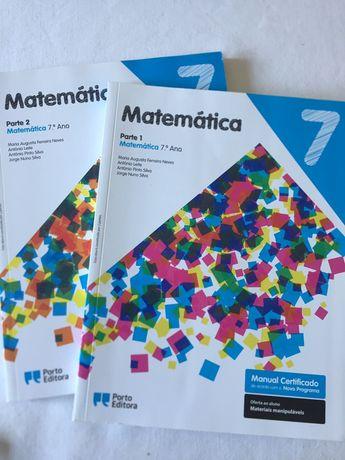 Manuais de matematica 7°ano recursos do professor
