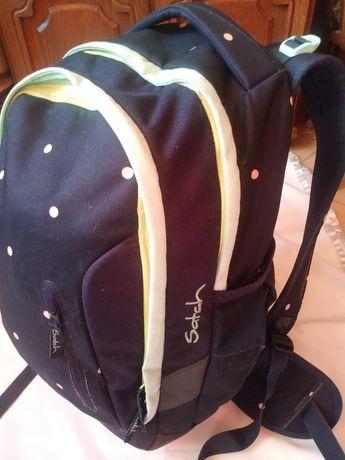 NOWY plecak turystyczny , szkolny -Satch