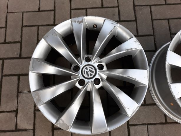 Felgi 18 5x112 VW