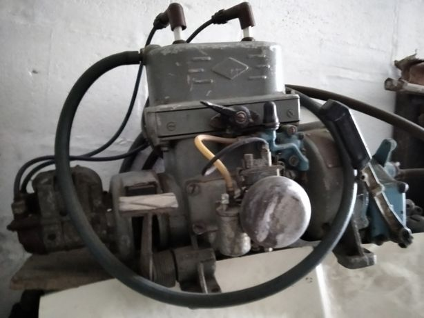 Продам б/у мотор лодочный стационарный СМ-557-Л