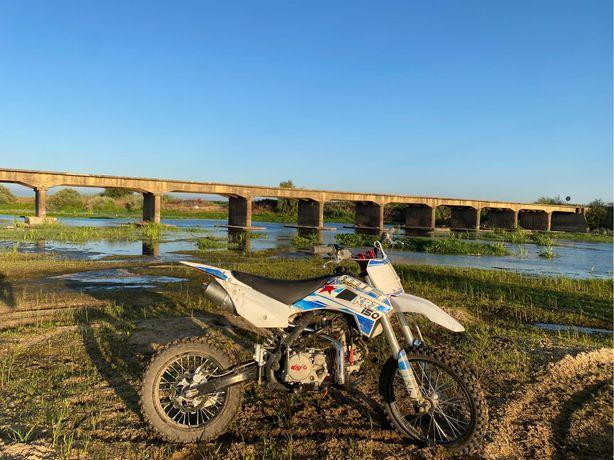 pitbike IMR KRZ 150cc