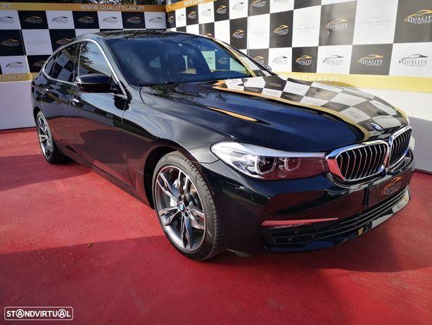 BMW 630 Gran Turismo d