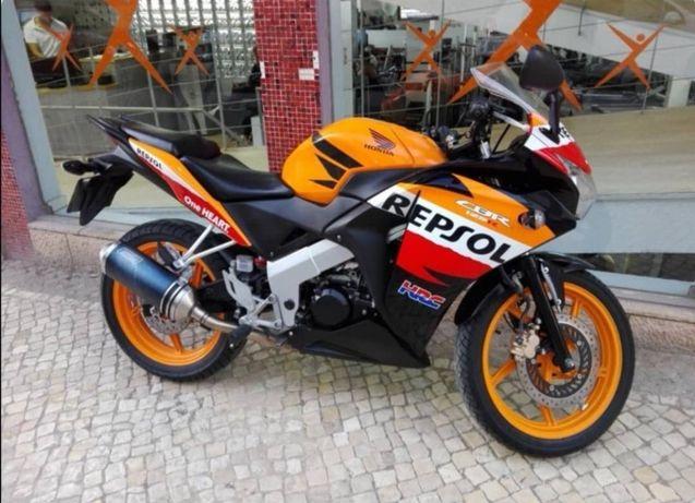Honda CBR125R Repsol