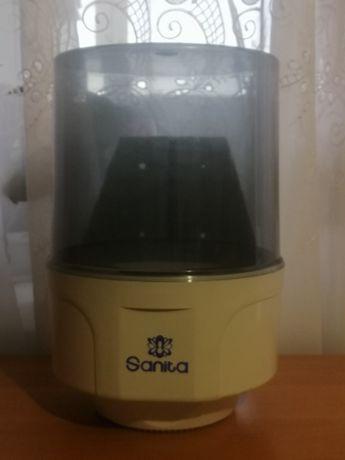 Диспенсер для полотенец с центральной вытяжкой Sanita