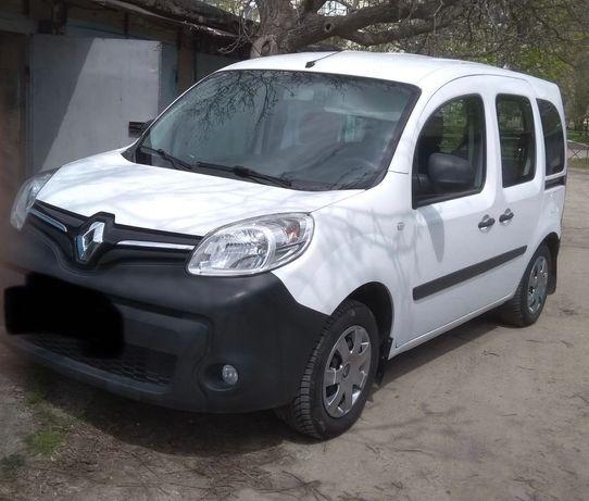Renault cango pass