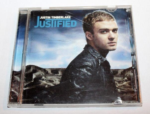 Płyta Cd Justin Timberlake Justified - oryginalna