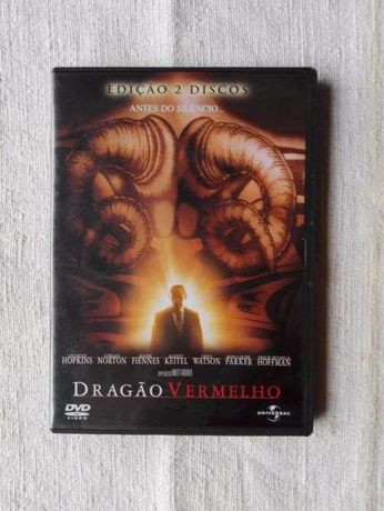 Dragão Vermelho (Red Dragon) Film special edition 2 DVDs