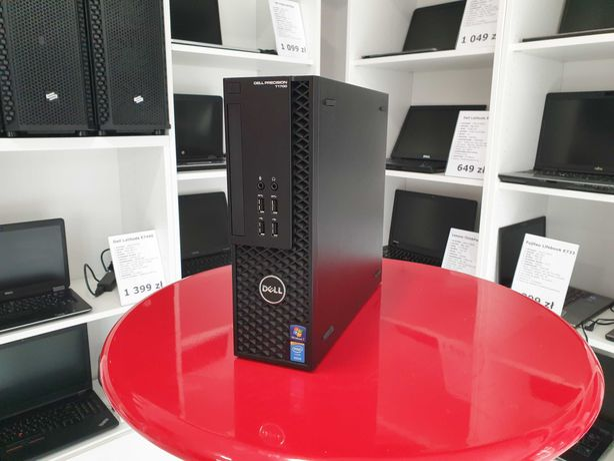 Wydajny Komputer Serwer Dell T1700 Intel Xeon 16GB 240GB SSD FV