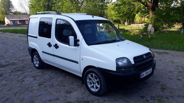 Fiat Doblo Pasenger