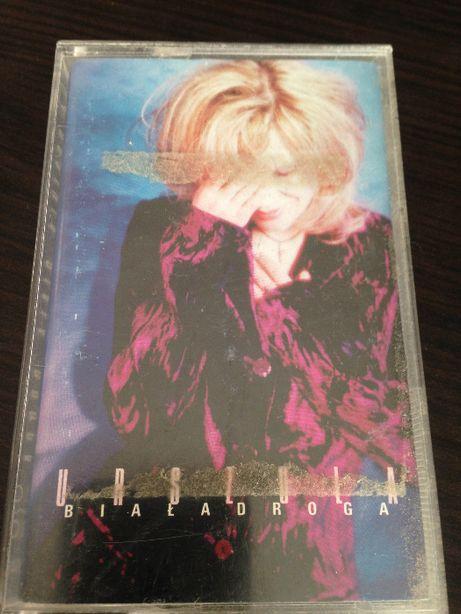 "kaseta URSZULA ""Biała droga"" na magnetofon kasetowy muzyka lata 90-te"