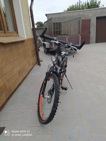 Rower Mifa koła 24