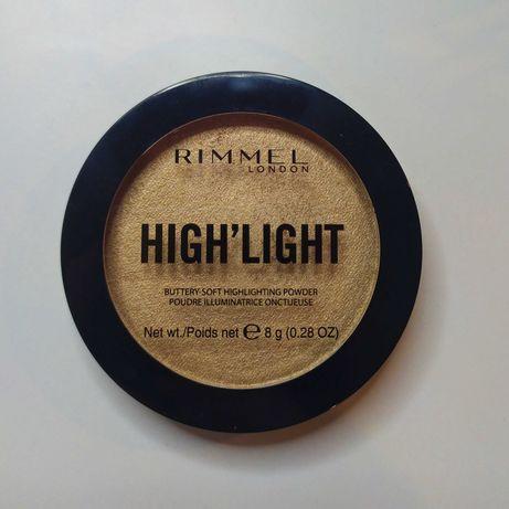 Rimmel Hightlight, rozświetlacz