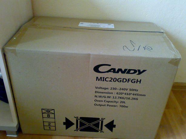 Mikrofala do zabudowy Candy MIC20GDFGH Nowa