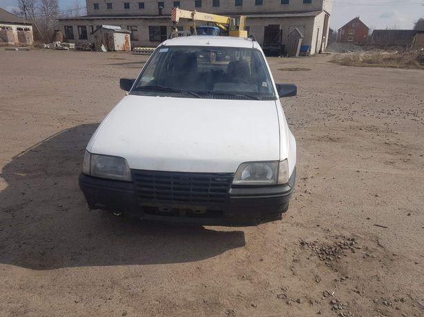 Opel Kadett  1.6 Diesel  по болтам