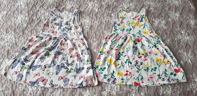 Sukienki H&M rozamiar 98/104