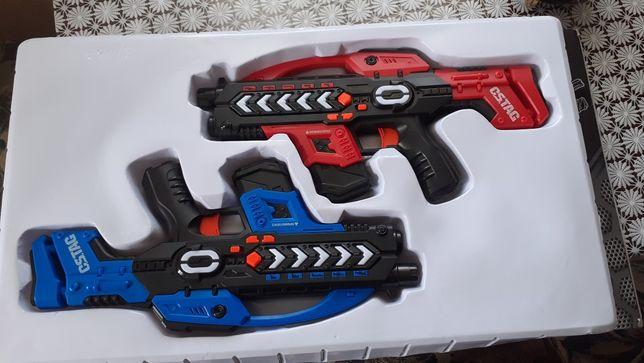 Лазертаг бластер Canhui Toys Laser Guns CSTAG