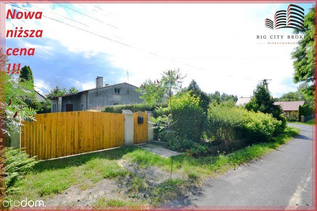 Dom z dużą działką 18 km od Lublina