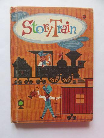 Story Train. Książka dla dzieci w j.angielskim