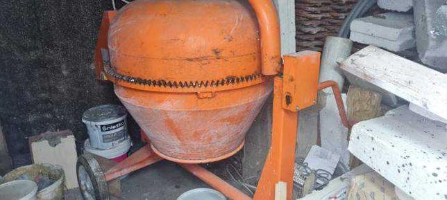 Betoniarka BWE 150 KJ