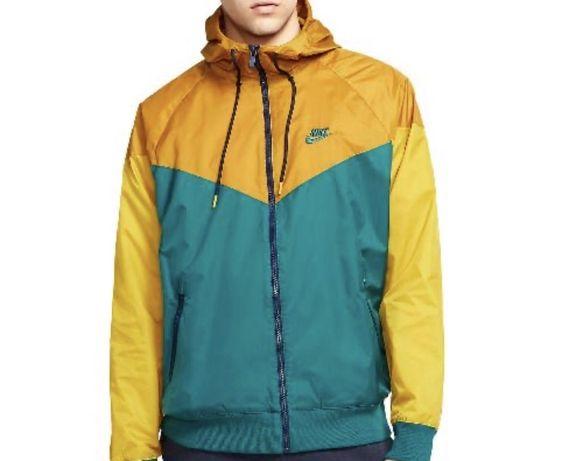 Куртка, ветровка Nike windrunner jacket XL,XXL