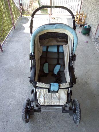 wózek dziecięcy + nosidełko + fotelik samochodowy