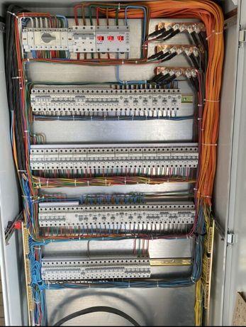 ELEKTRYK. Instalacja elektryczna. Usługi elektryczne.