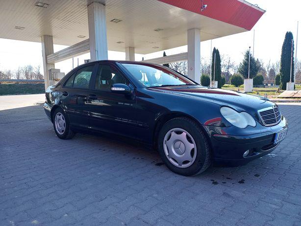 Mercedes Benz W203
