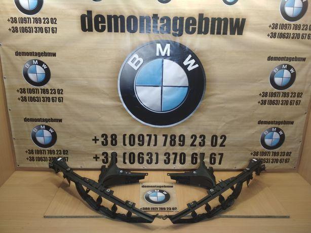 Кронштейн кріплення крила фари BMW X5 E70 крепления БМВ Х5 Е70 шрот