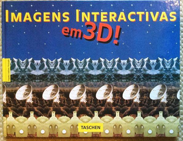 Imagens Interactivas em 3D TASCHEN - NOVO