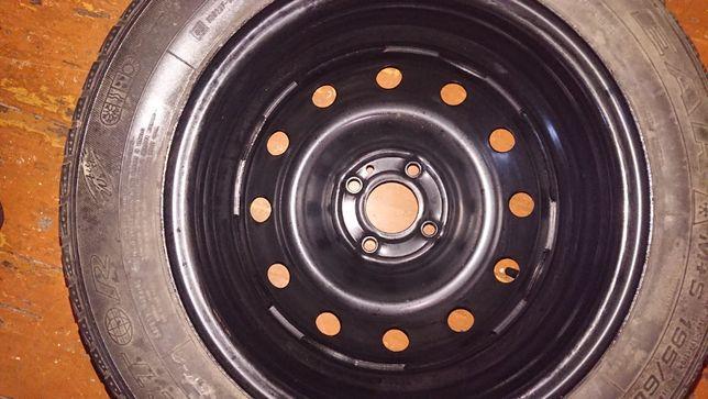Продам Новый диск Renault Laguna железный c шиной.