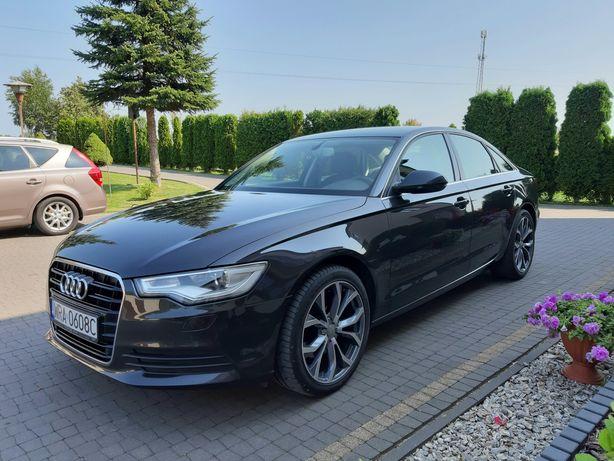 Audi A6 2.0 TDI, 212 KM, salon PL, prywatny, bezwypadkowy