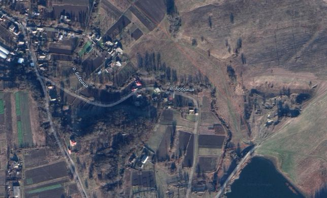 Земельна ділянка в 60 км від Києва(Обухівський район)
