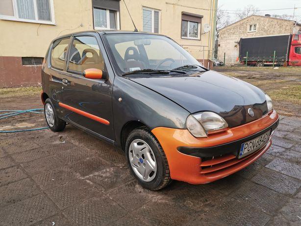Fiat Seicento 1.1 Brush + LPG