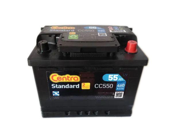 Akumulator Centra Standard 55Ah