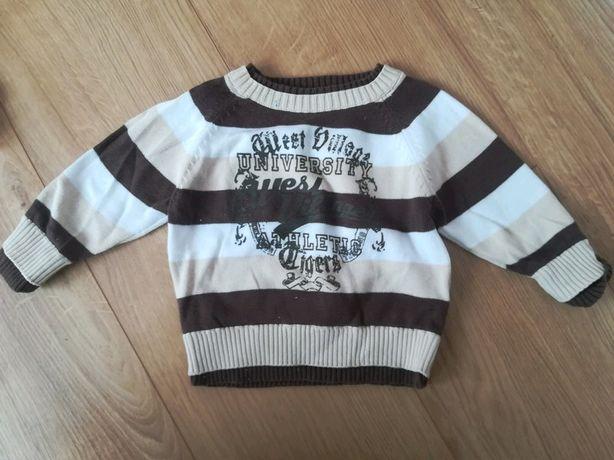 Elegancki sweterek, stan idealny