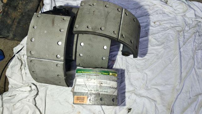Тормозные накладки (колодки) МАЗ
