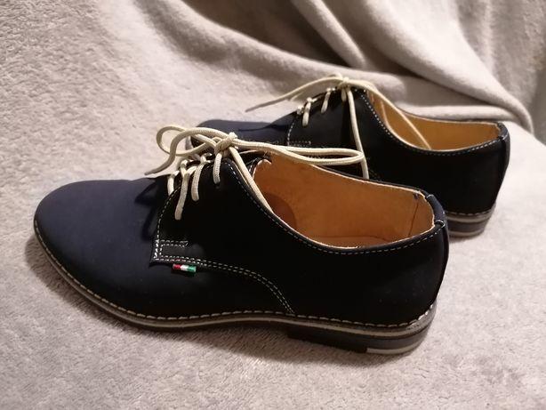 Buty, trzewik, półbuty chłopięce roz 31