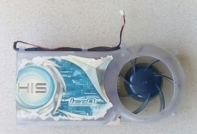 Кулер для видеокарты IceQ