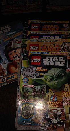 Star wars kolekcjonerskie gazetki