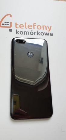 Motorola E6 Play klapka pokrywa baterii z czytnikiem linii papilarnych