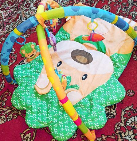Развивающий коврик Happy Space