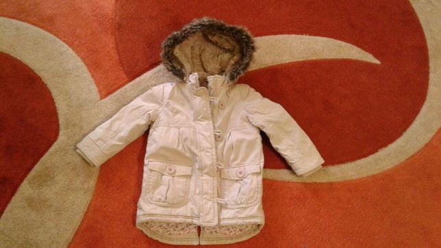 Парка куртка демисезонная