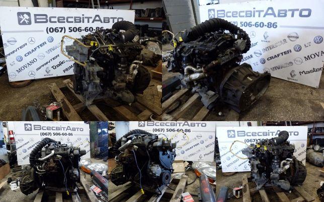 Двигатель мотор G9U G9UB632 2.5 dCi OPEL VAUXHALL Movano Vivaro 2003 г