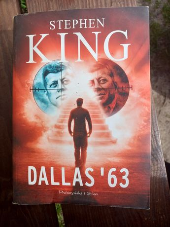 Dallas 63 Stephen King
