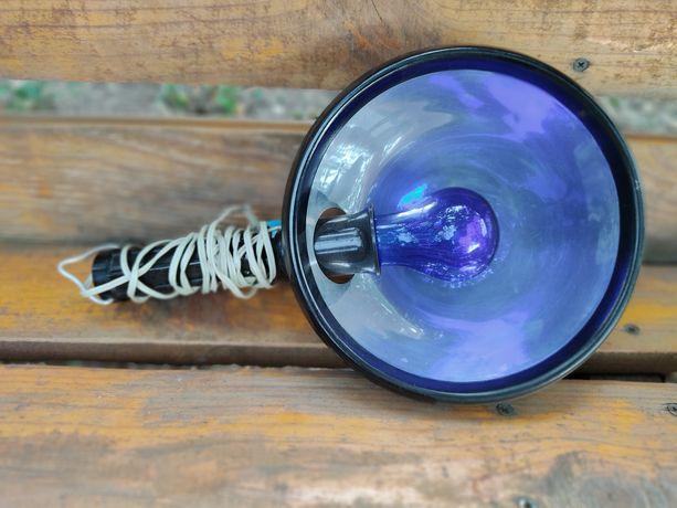 Рефлектор / синяя лампа / качество!